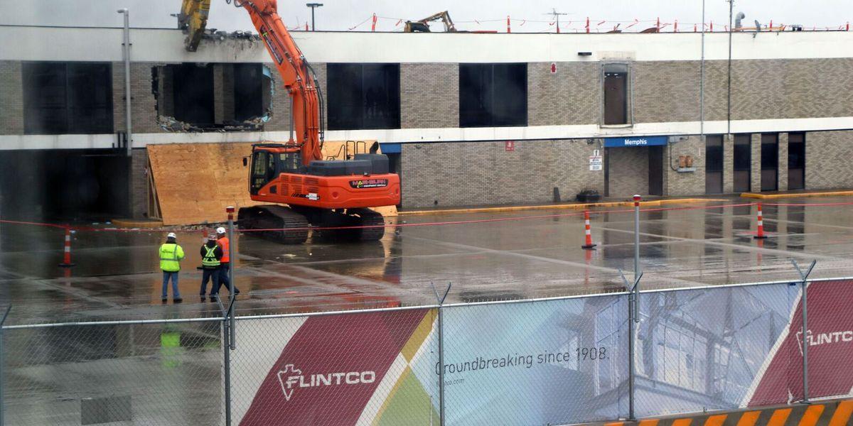 Memphis International Airport begins modernization project