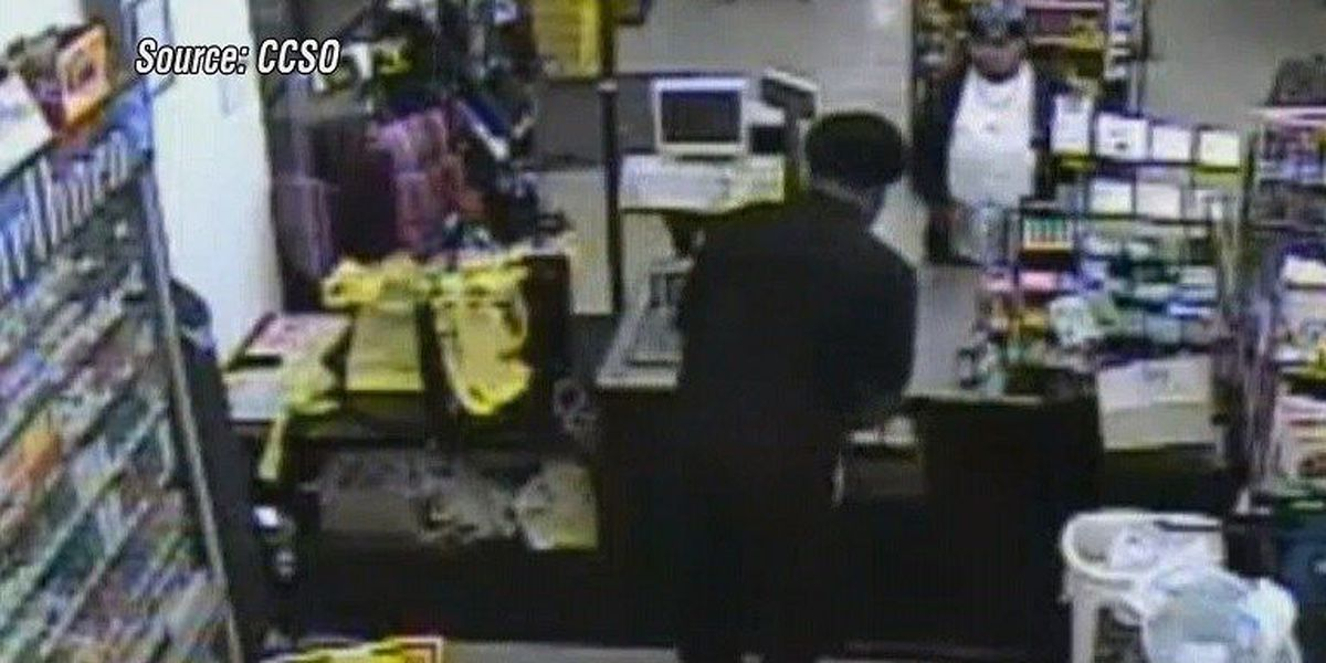 Crimestoppers: Deputies looking to identify suspected counterfeiter