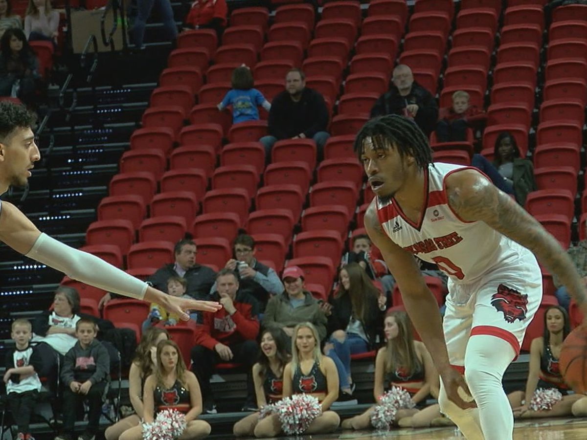 Arkansas State men beat UT Arlington to snap losing streak