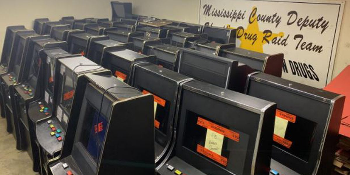 Sheriff's office pulls the plug on illegal gambling