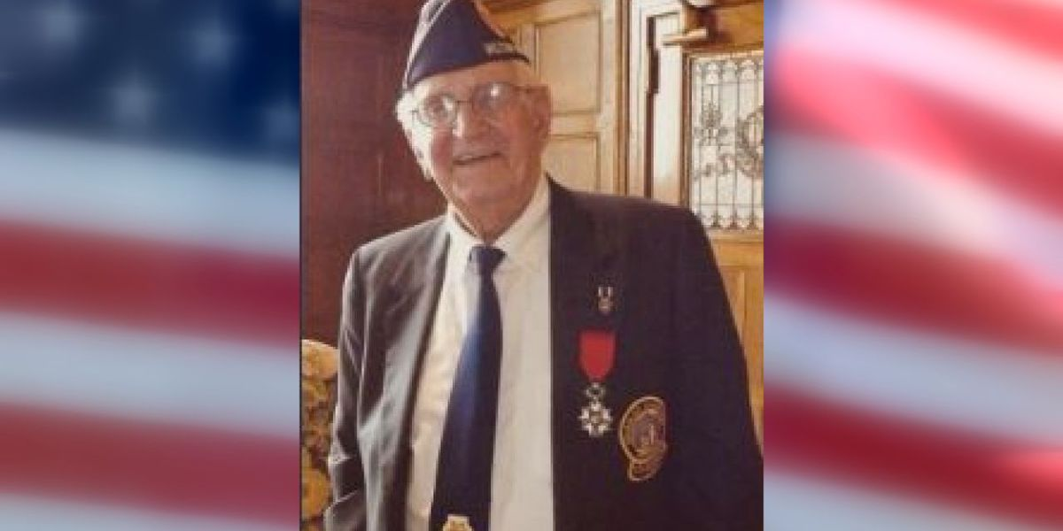 Local World War II hero passes away