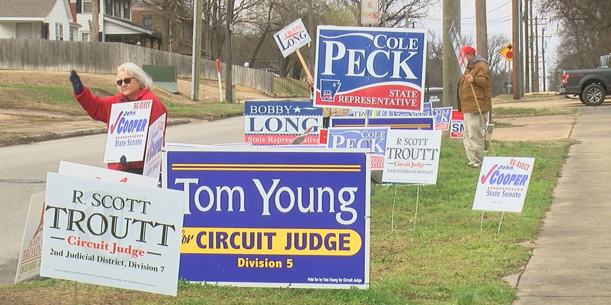 Early voting wraps up, over 8,000 votes