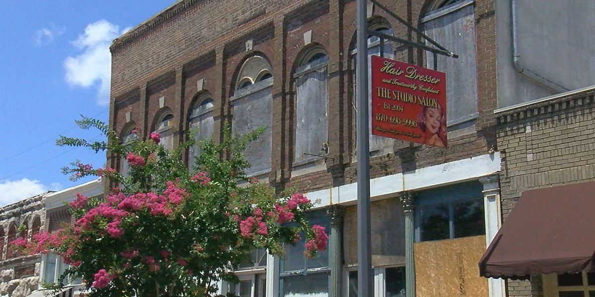 Plans may be coming for historic building