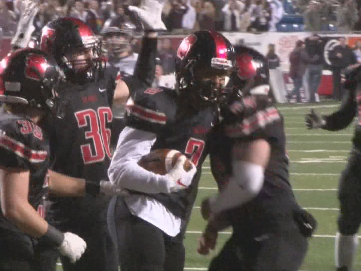 Searcy wins 6A state championship