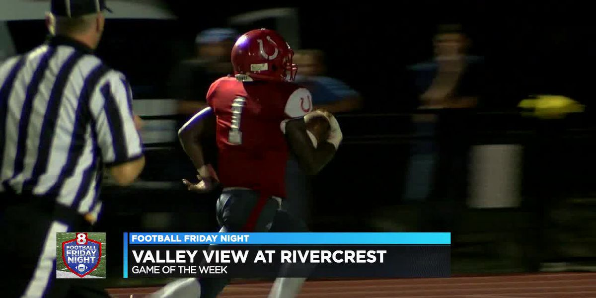 FFN Game of the Week: Robinson rushes for 234 yds as Rivercrest beats Valley View