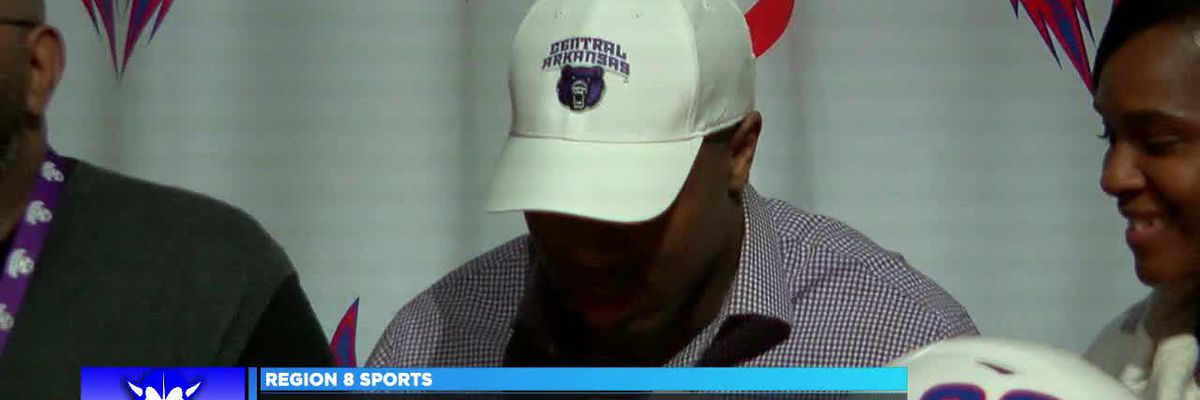 2 West Memphis Blue Devils sign today (Kendarrius Moore & Jamaul Crayton)