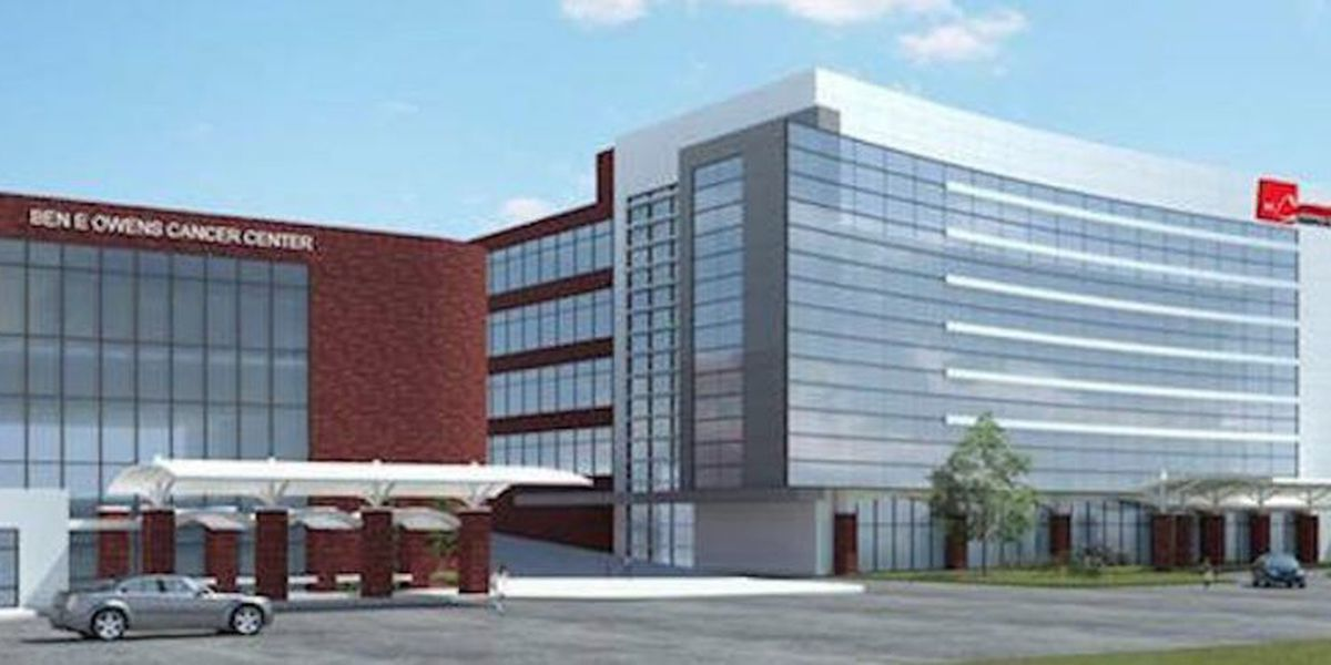 St. Bernards expansion to be complete by 2019