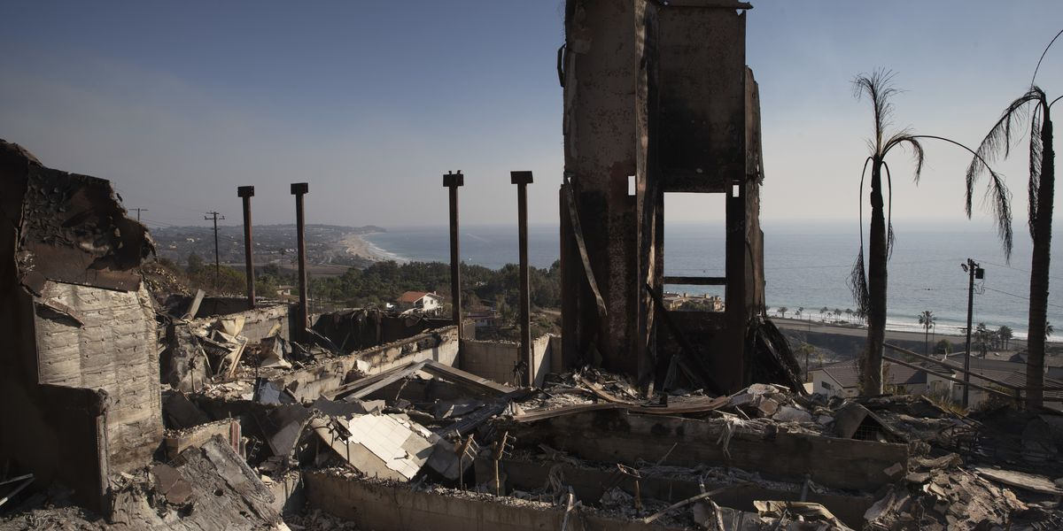 The Latest: Insurance claims at $9 billion from fires