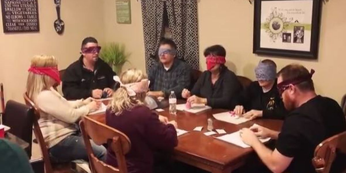 Pregnancy reveal 'challenge' part of viral video show