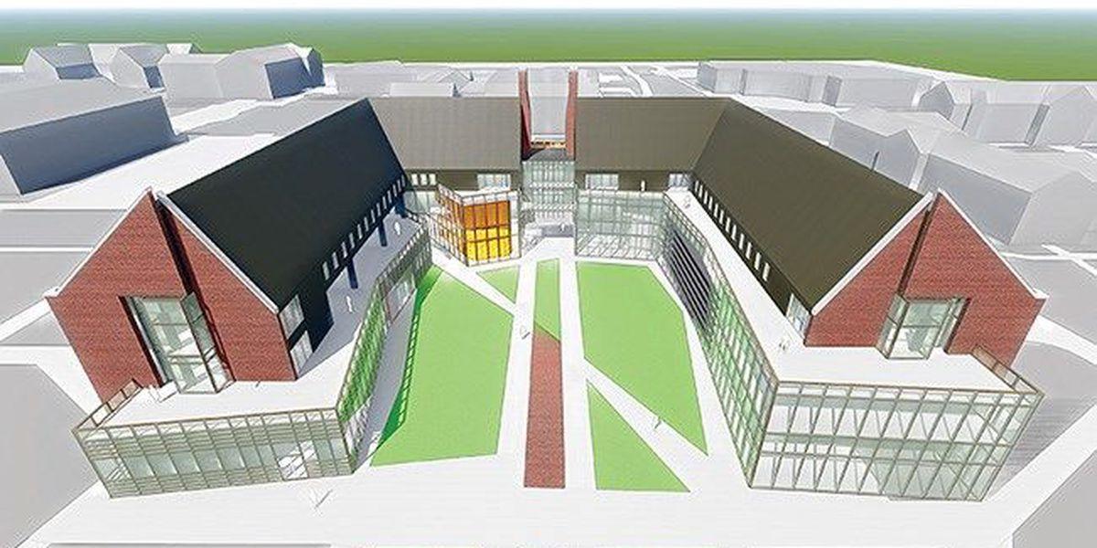 Hendrix College to build new creative quad in 2018