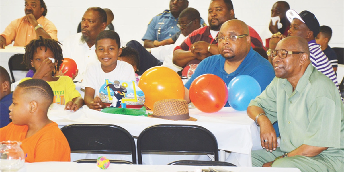 Osceola father and son event hopes to find mentors