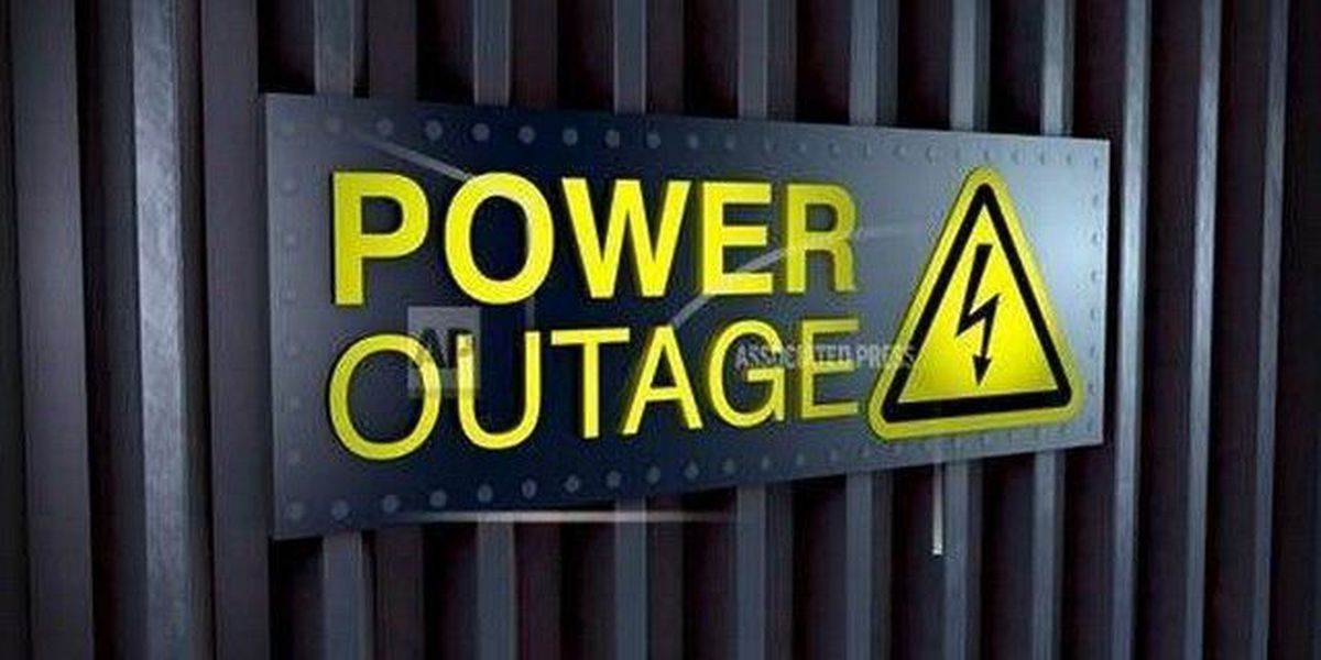Power outages reported in Rector, Justin has forecast