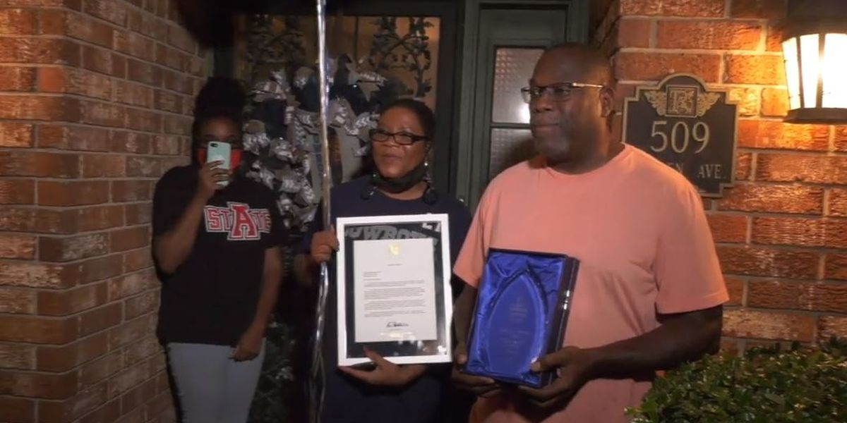 Newport couple named Ark. Foster Parents of the Year