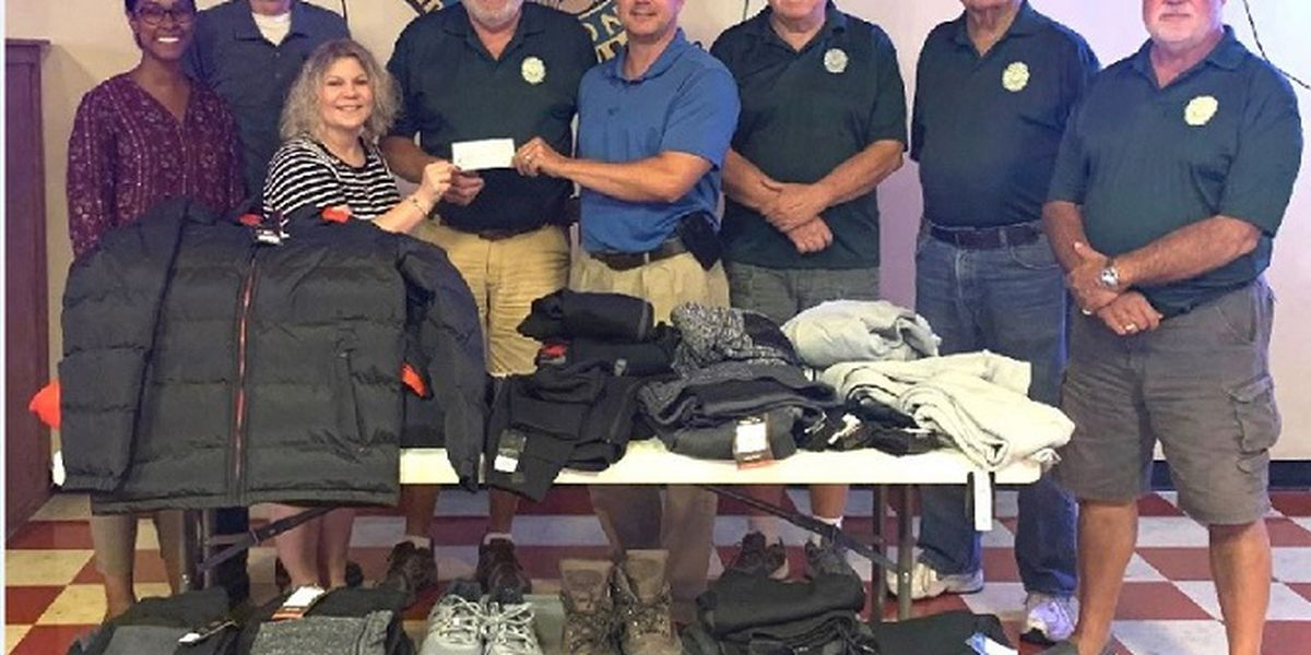 Winter clothes donated for veterans in need