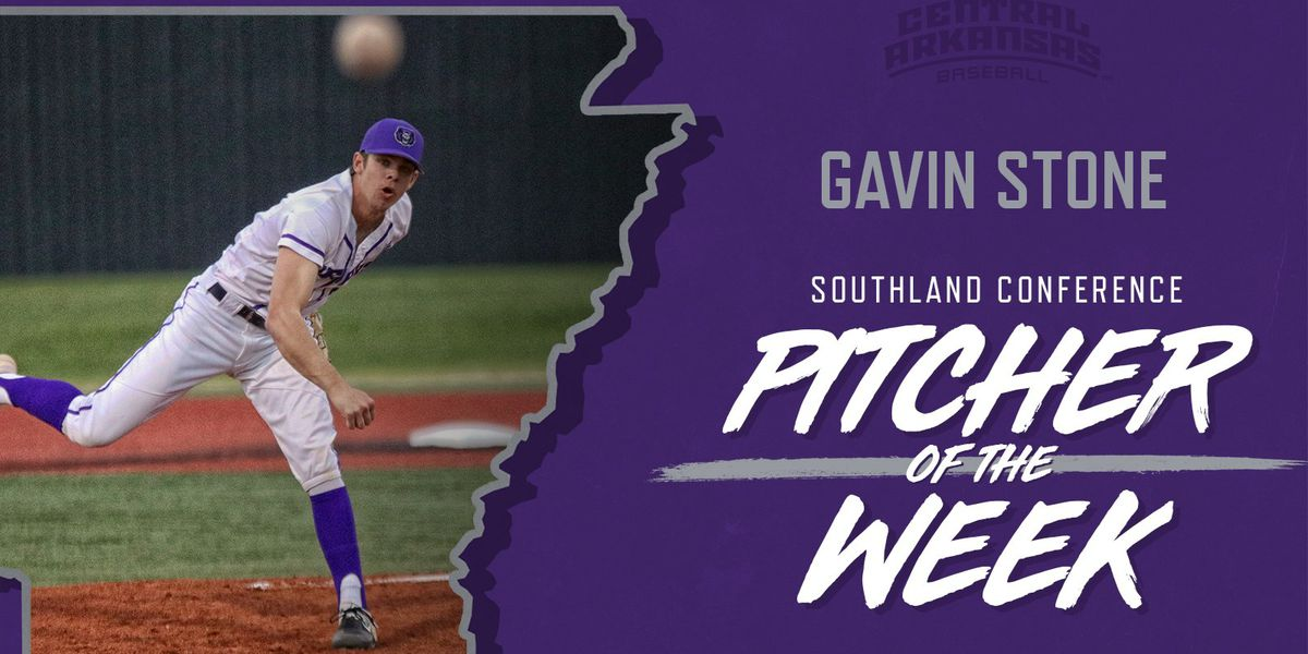 Riverside alum Gavin Stone earns accolades from D1Baseball & Southland Conference