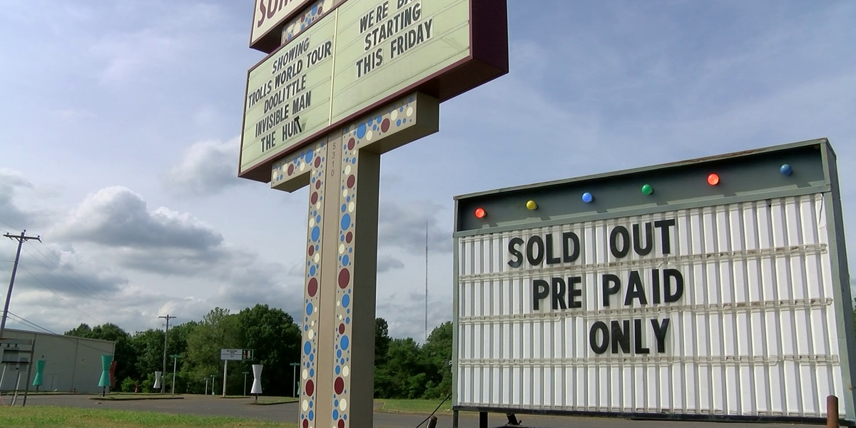 Malco Summer Drive-In reopens to sold-out crowd