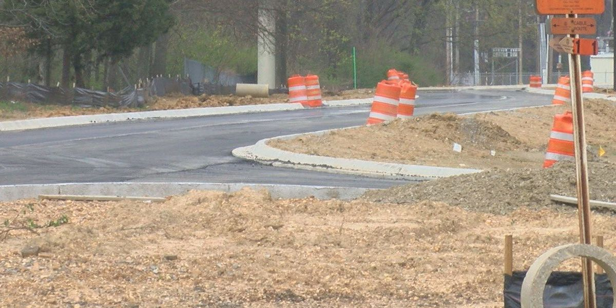 University Loop extension opens on A-State's campus