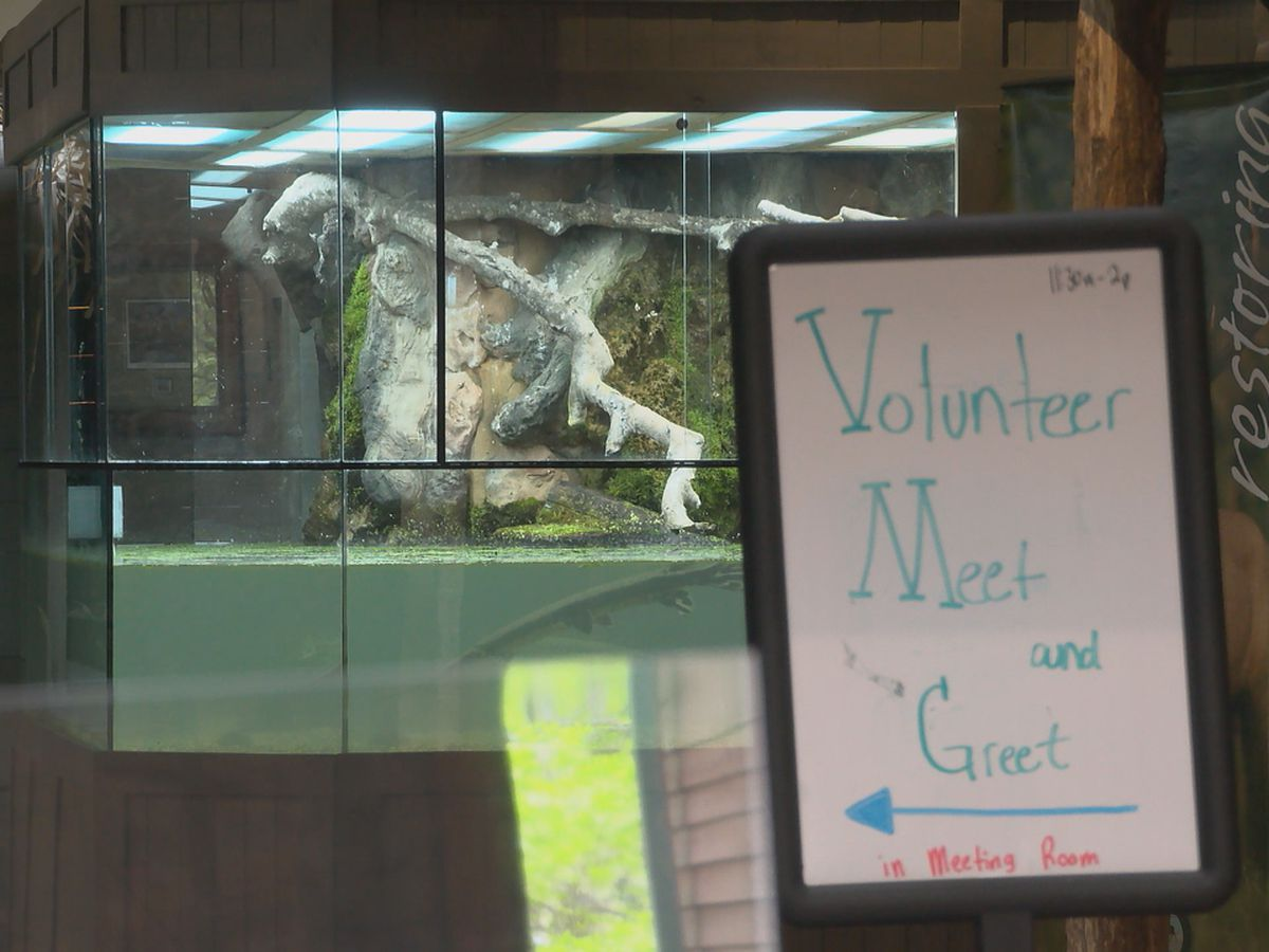 Forrest L. Wood Crowley's Ridge Nature Center hosts volunteer meet and greet