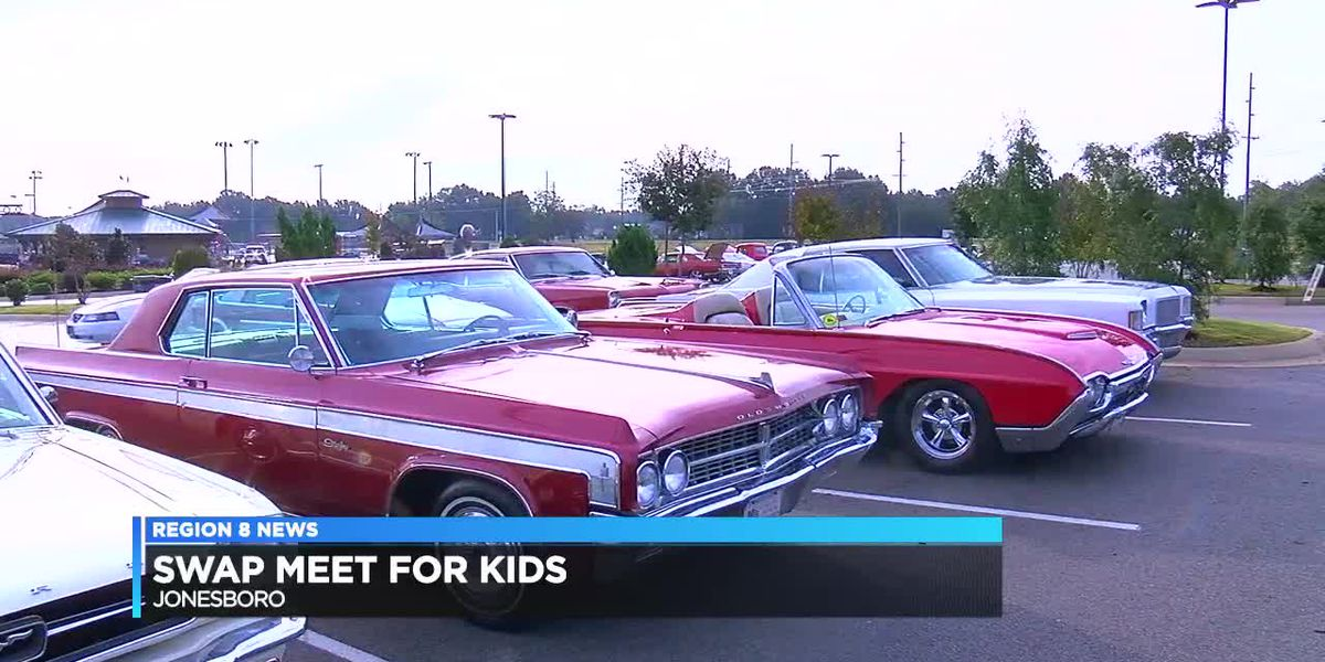 Car Swap Meet for Kids
