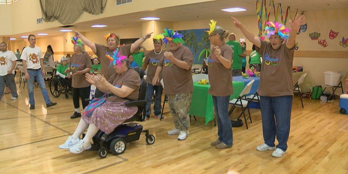Region 8 senior citizens go for gold