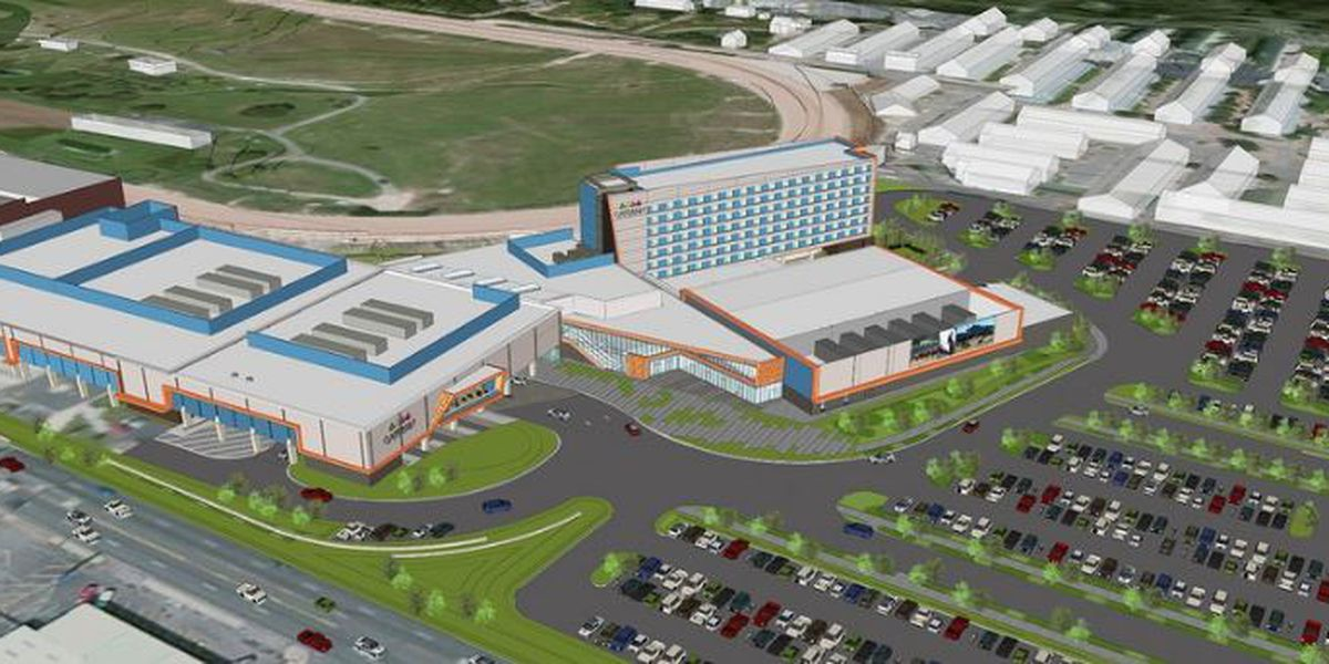 Oaklawn announces $100 million expansion, on-site hotel