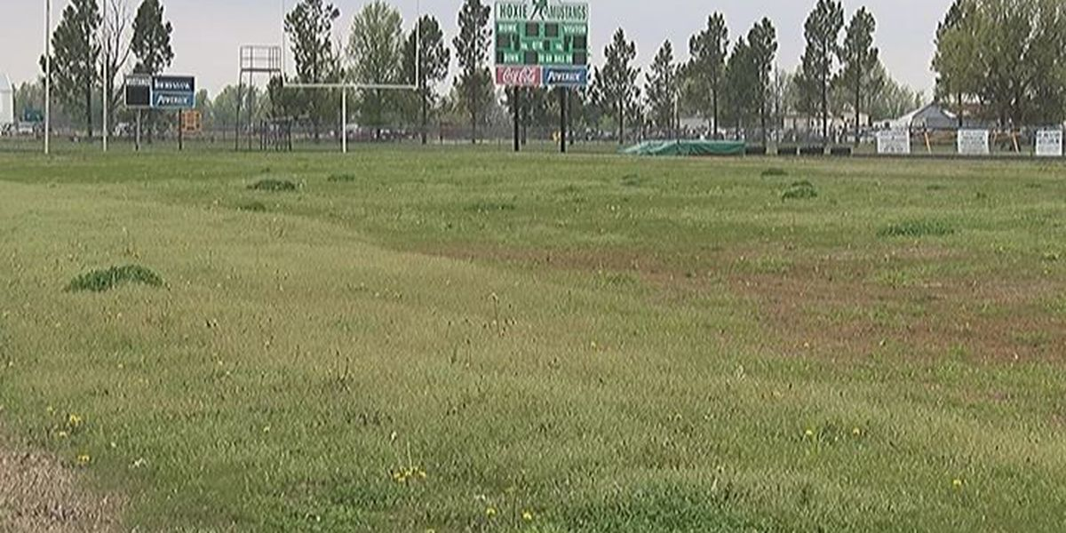 Proposal will be considered to bring turf to Hoxie football field