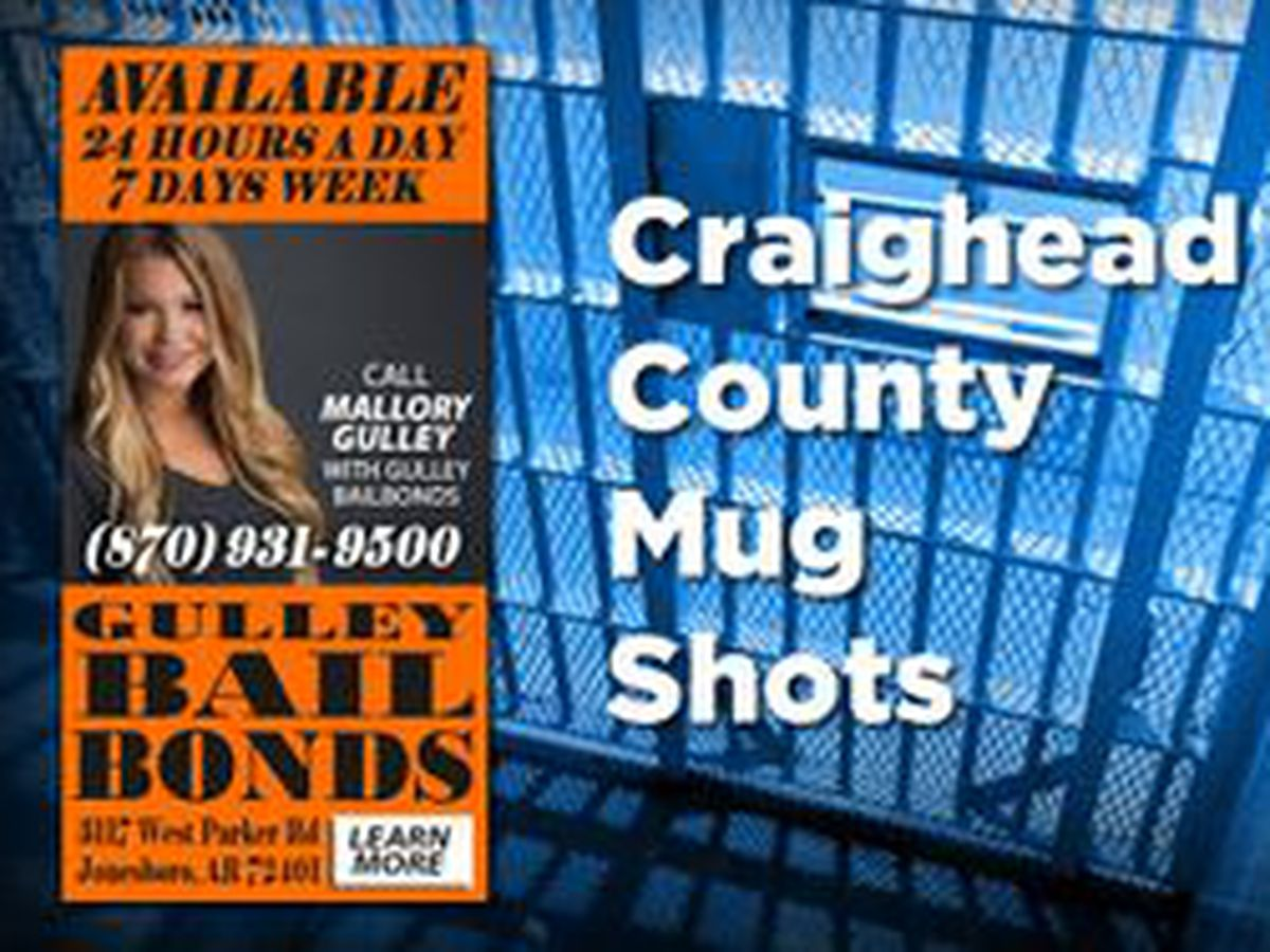 Craighead County mug shots, Feb. 17-23