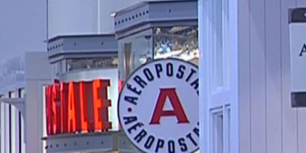 Aeropostale set to close 3 AR stores as part of bankruptcy