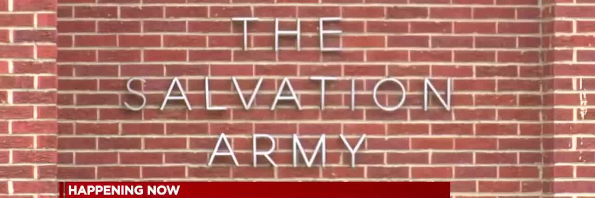 Salvation Army offering shelter from the cold