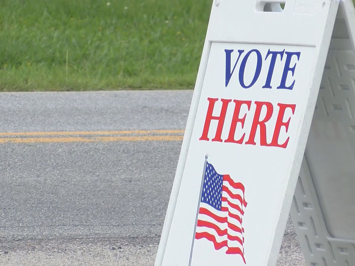 Church hosts voter registration and backpack giveaway