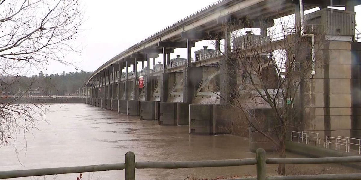 Corps of engineers issues warning for Arkansas River