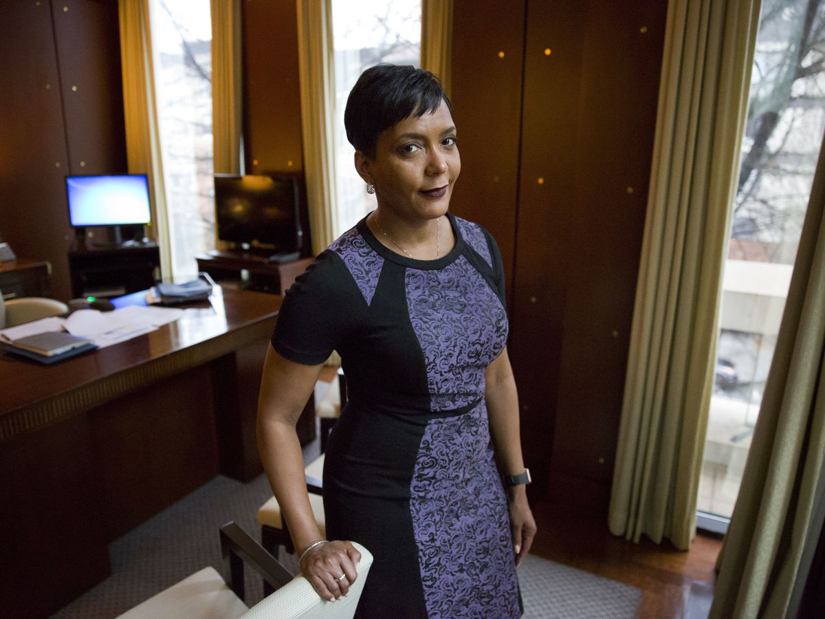 Atlanta Mayor Keisha Lance Bottoms not seeking re-election