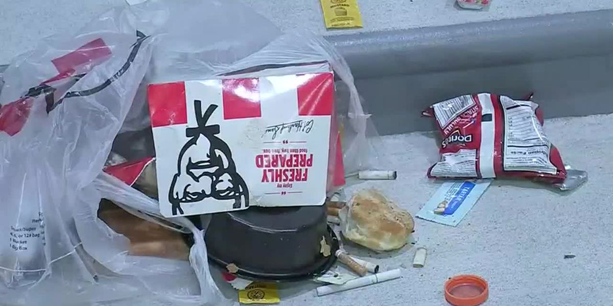 Man steals ambulance, goes to KFC for some chicken