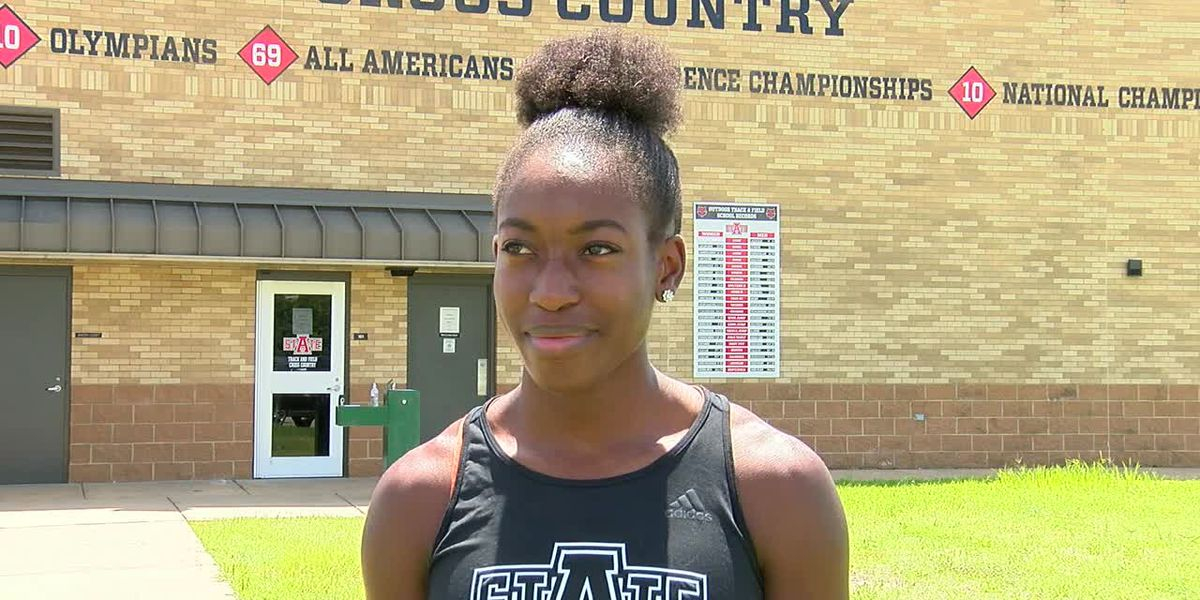 Caitland Smith counting down to USA Track & Field Championships