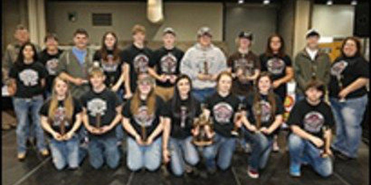 Alpena, McNair and Greene County Tech win state archery tournament