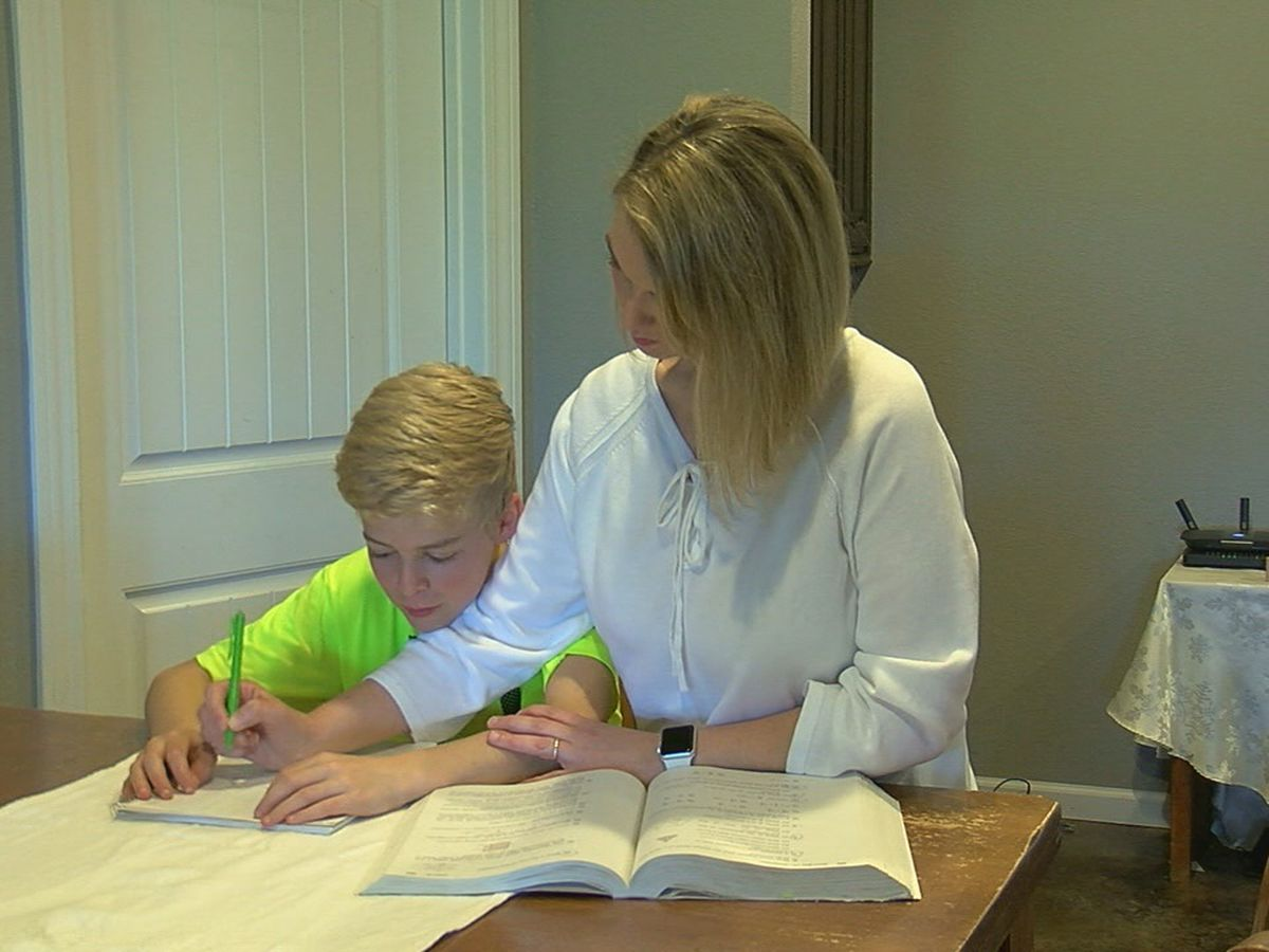 Homeschool mom offers tips for learning at home