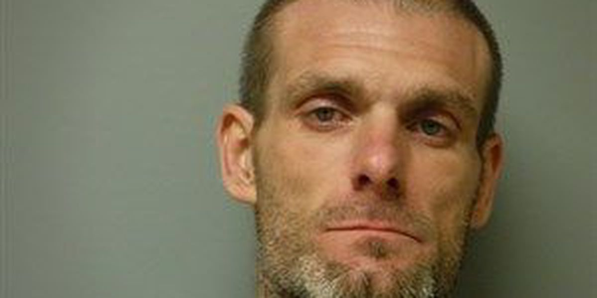 Police: Overnight motorcycle chase ends near county jail