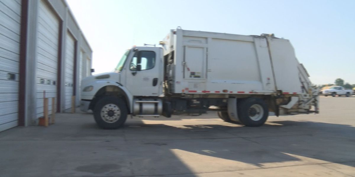 Paragould makes last minute preps prior to automated trash service switch
