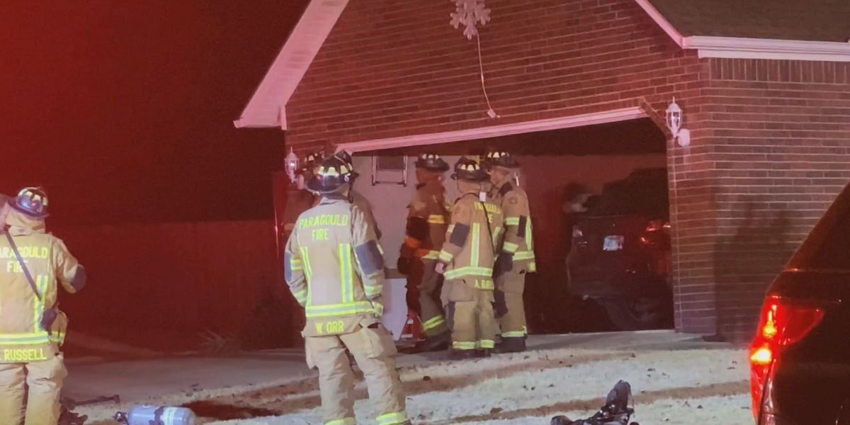 Two confirmed dead in Paragould house fire