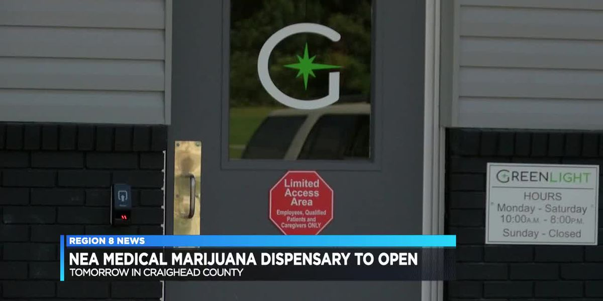 First medical marijuana dispensary in area to open in Brookland this week