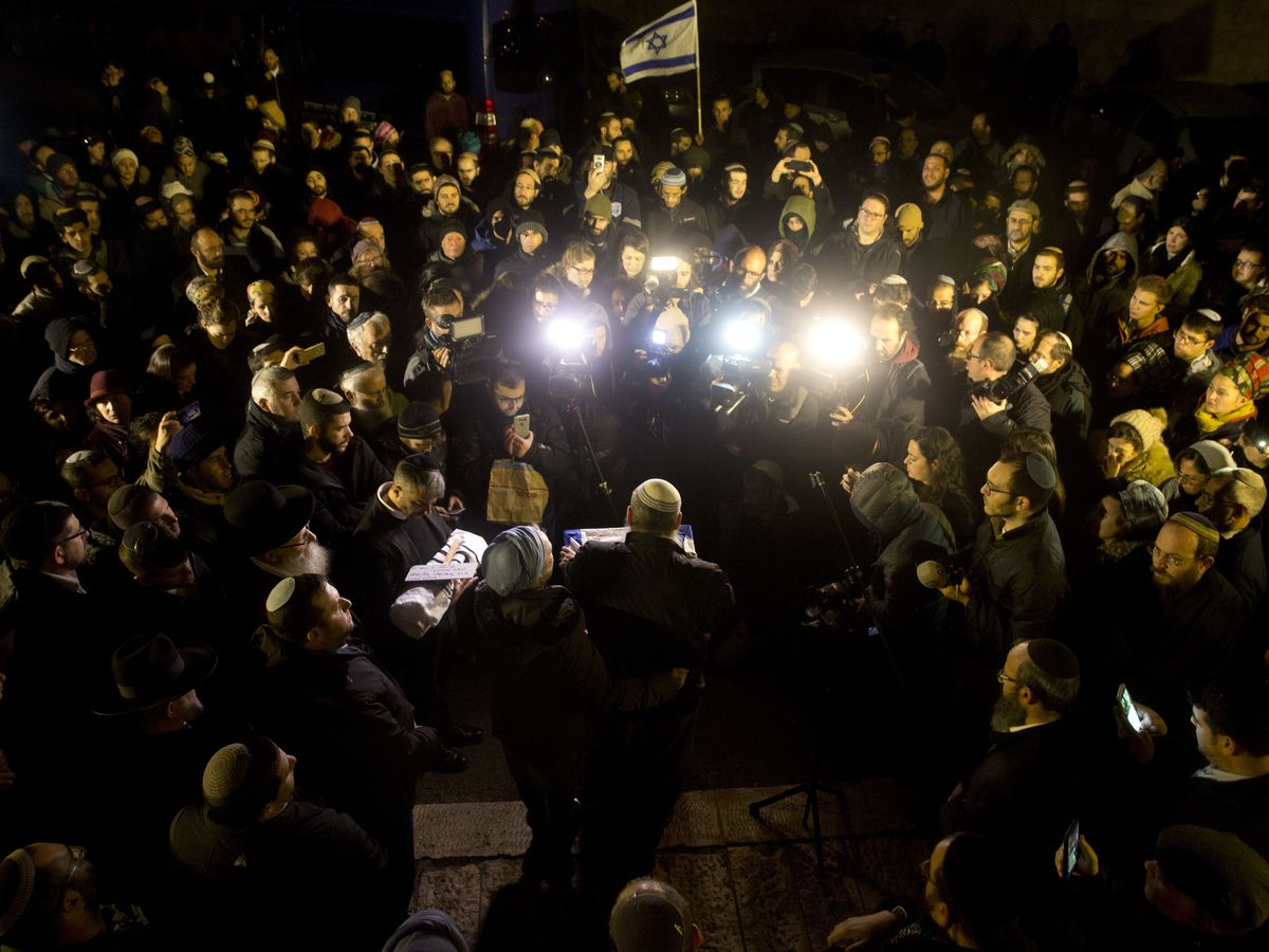 The Latest: Shooting attack in West Bank kills 2 Israelis