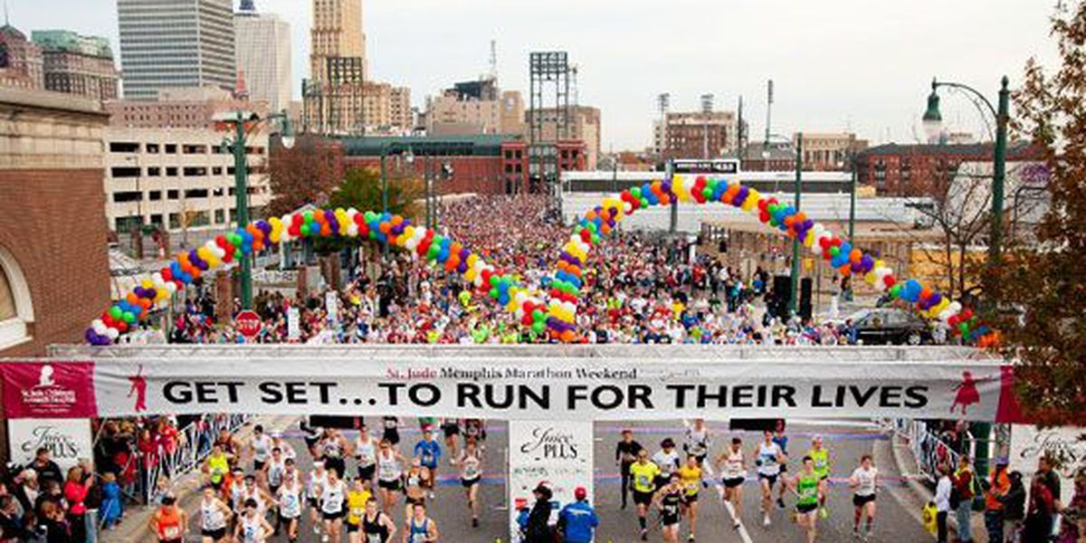 St. Jude hits $12M fundraiser goal for the 2019 Memphis marathon