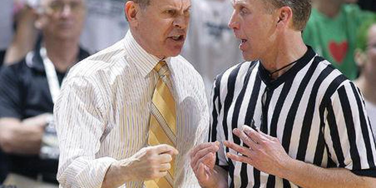 Mike Eades named Sun Belt & SEC Coordinator of Men's Basketball Officials