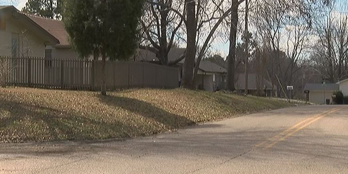 Woman awakens to burglars in home