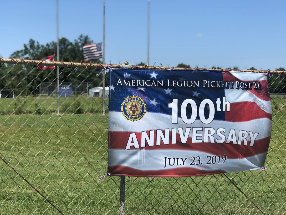 American Legion Picket Post 21 celebrates 100 years