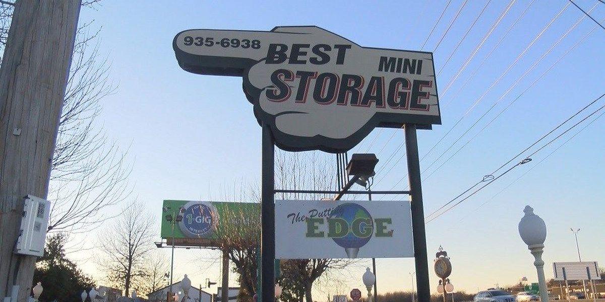 Jonesboro police investigate possible break-ins at area mini-storage