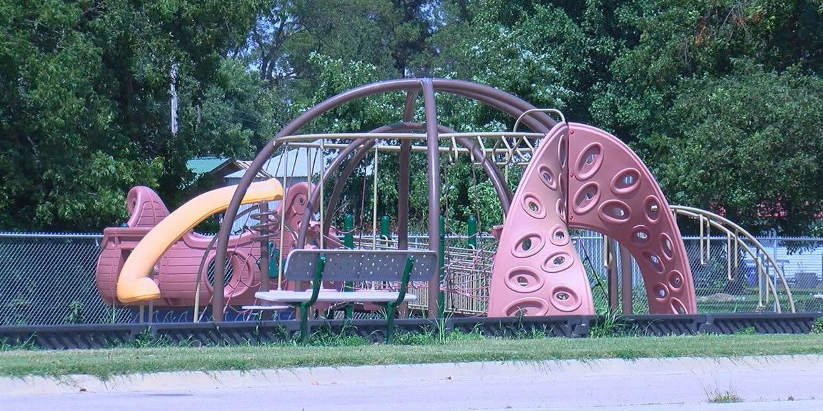 Survey says... new playgrounds for Poinsett County town