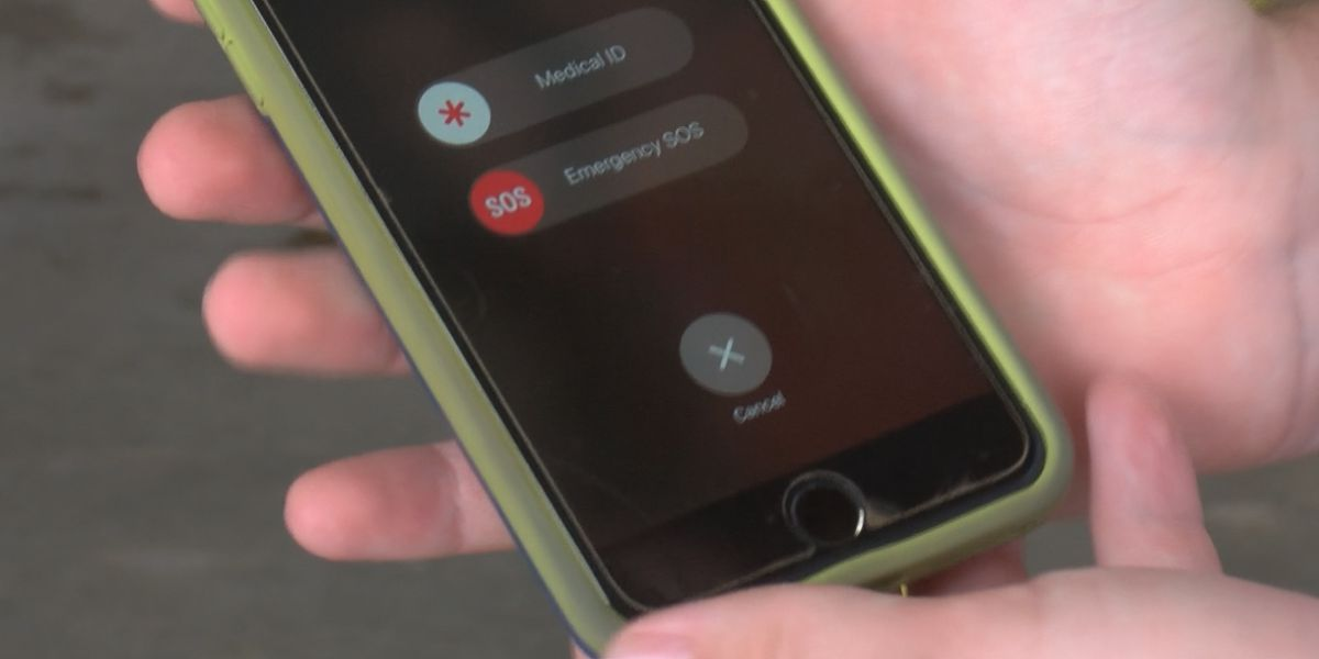 First responders use phone feature to help save lives