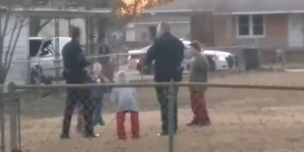 Caught on Camera: Trumann police score points with residents