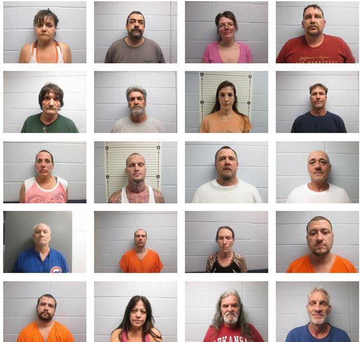 Operation Lake Ice' yields dozens of arrests, $1 million